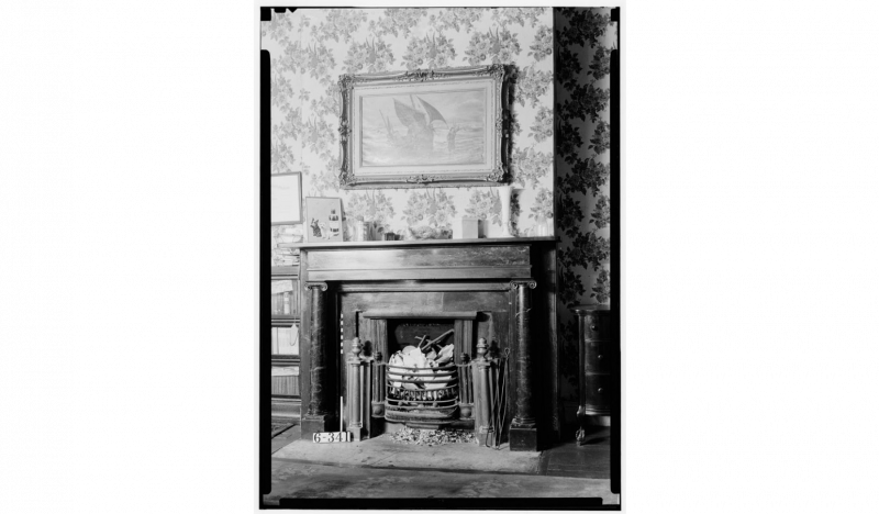 Propreitary-House-Library-of-Congress-1936-First-Floor-Bedroom