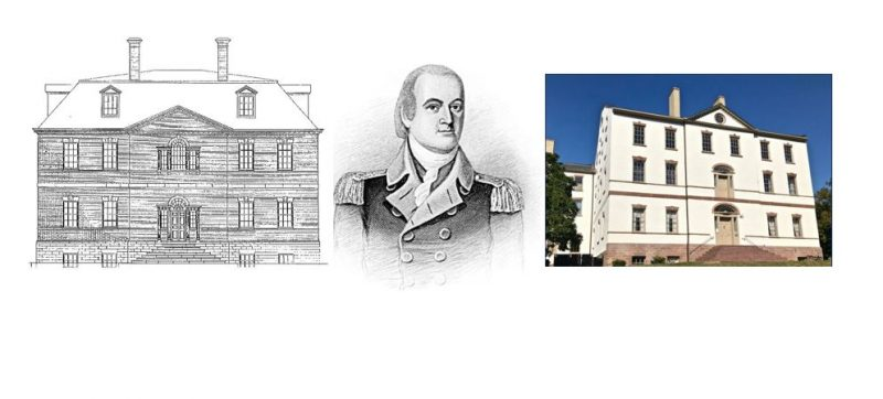 William Alexander Proprietary House and Stirling Manor - Which Came First