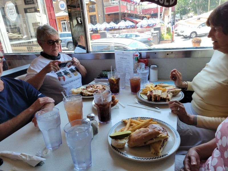 Broad Street Diner Day Trip- Mr Local History Project