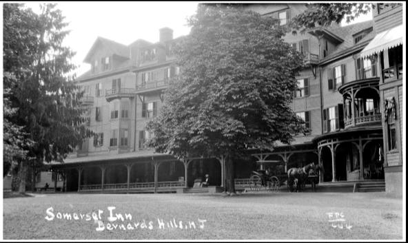 The grand Somerset Inn - an exclusive destination resort on