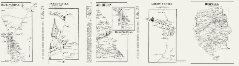Get a historic reproduction of any of our available maps.