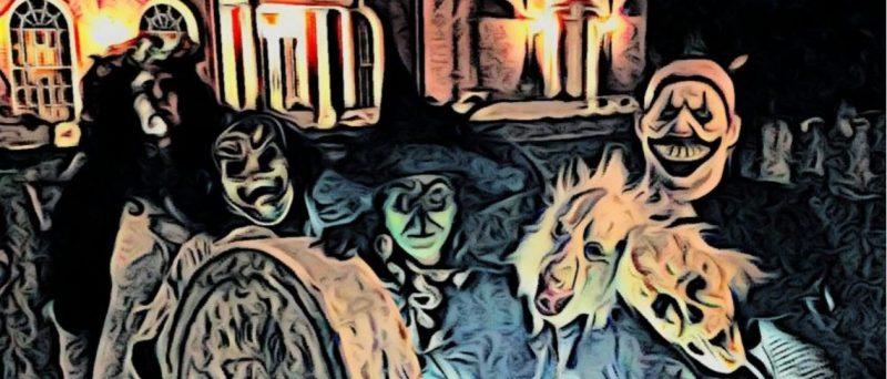 Event: the Haunted Walking Tour of Basking Ridge Village - Join Us.