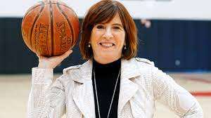 Bernards High School (BHS) graduate Carol Stiff was inducted into the Women's Basketball Hall of Fame in Knoxville, Tenn., on Saturday, Aug. 21, 2021.